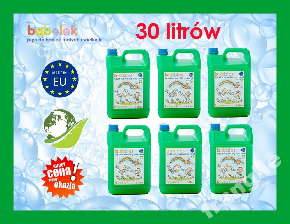 Plyn Do Wielkich Baniek Mydlanych 30l Promocja 5648136129 Oficjalne Archiwum Allegro Bubbles