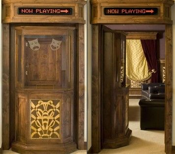 My Library Design Would Include A Hidden Door That Leads To A Bathroom.