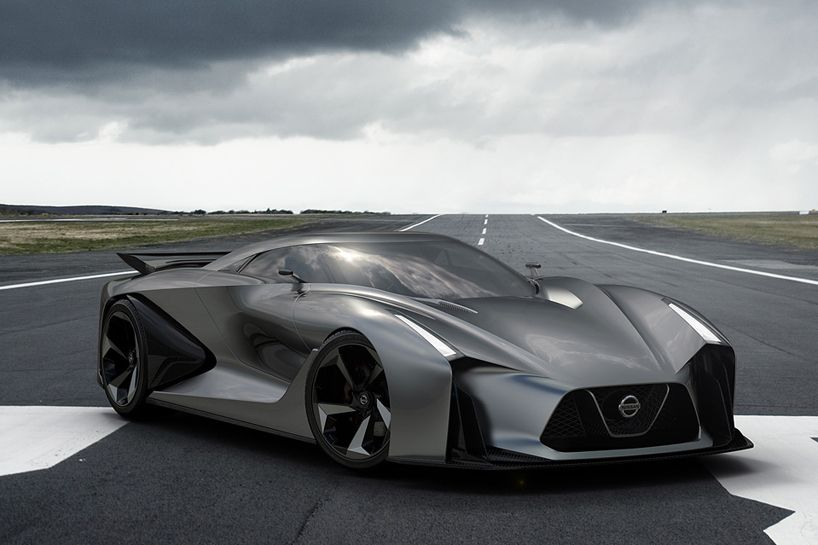 Nissan Concept 2020 Vision Gran Turismo The Real Driving Simulator Nissan Gtr Nissan Nissan Gt