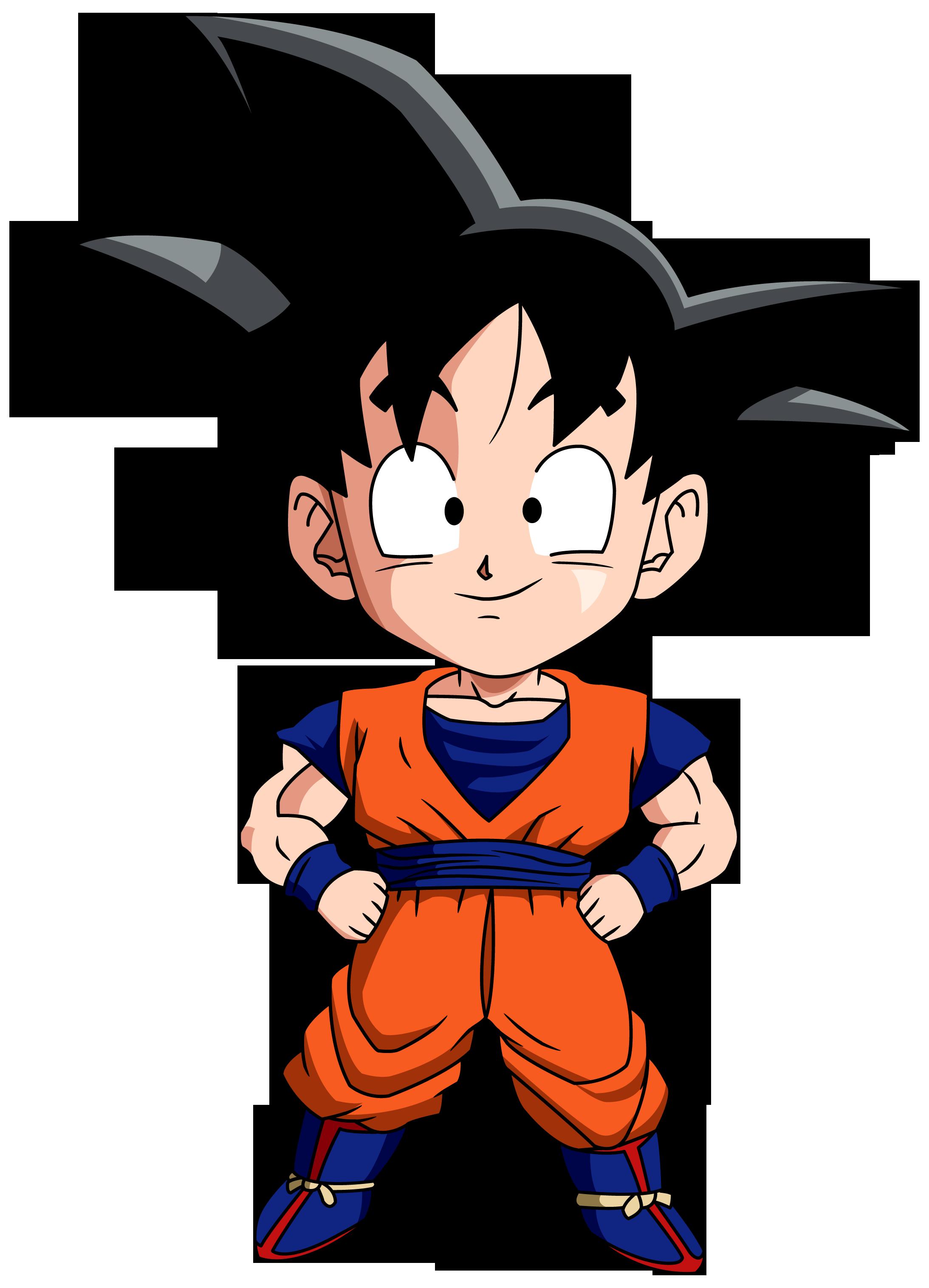 Goku Chibi Imagenes Random Dragon Ball Z Of The Xibi