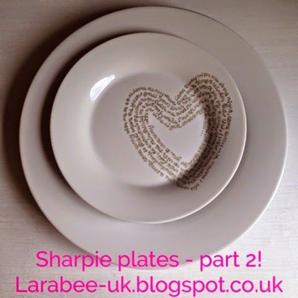 Larabee: |CREATE|sharpie plates - the follow-up! #sharpieplates Larabee: |CREATE|sharpie plates - the follow-up! #sharpieplates Larabee: |CREATE|sharpie plates - the follow-up! #sharpieplates Larabee: |CREATE|sharpie plates - the follow-up! #sharpieplates