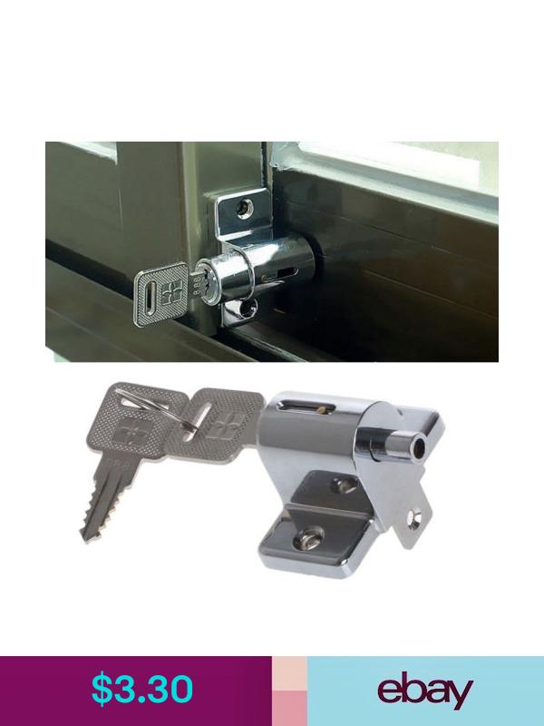 Safety Locks Straps Latches Ebay Home Garden Window Locks Safety Sliding Windows Child Safety Locks