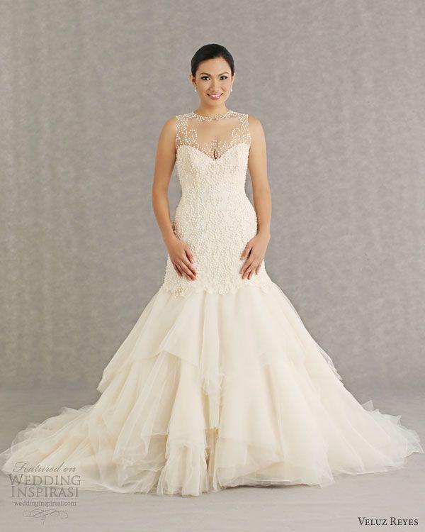 Veluz Reyes Wedding Dresses 2013 | Bridal Gowns (10)/ Wedding ...