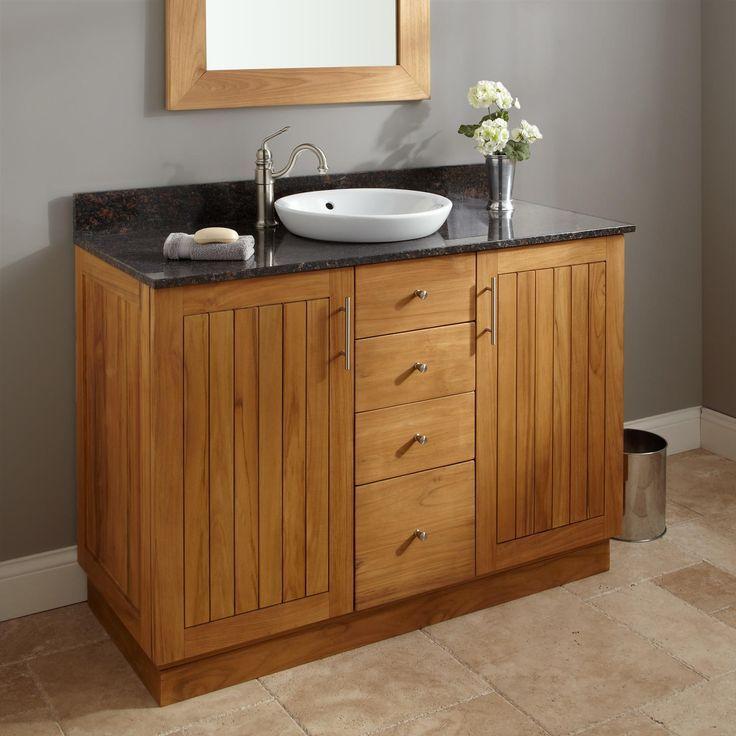 bathroom vanities ikea 48 montara teak vanity for semi on ikea bathroom vanities id=49469