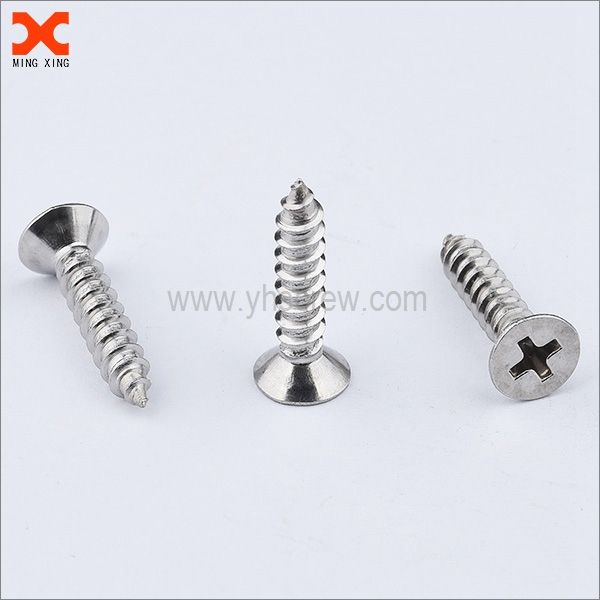 Stainless Steel Countersunk Self
