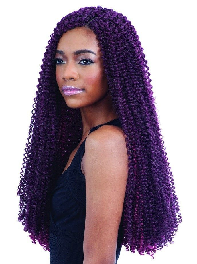 Freetress Hair Crochet Braids Bouncy Braid In 2018 Hair