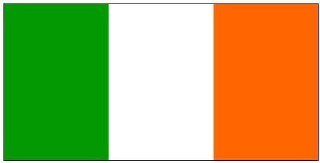 Ireland Flag Printable Ireland Flag Ireland Country Irish Flag