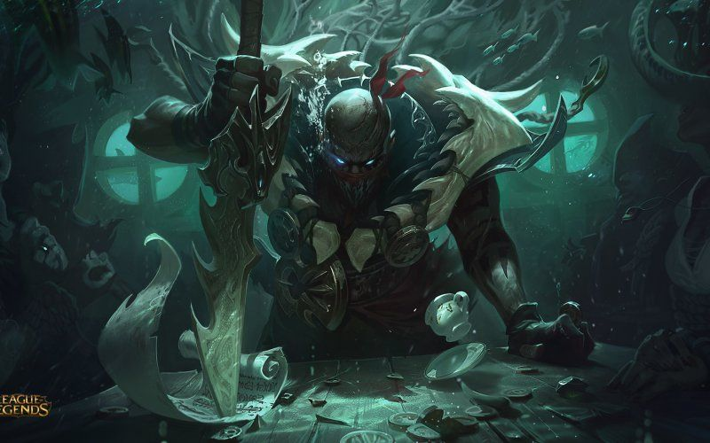 Wallpaper League Of Legends Warrior Video Game Pyke Lol League Of Legends League Of Legends League Of Legends Characters