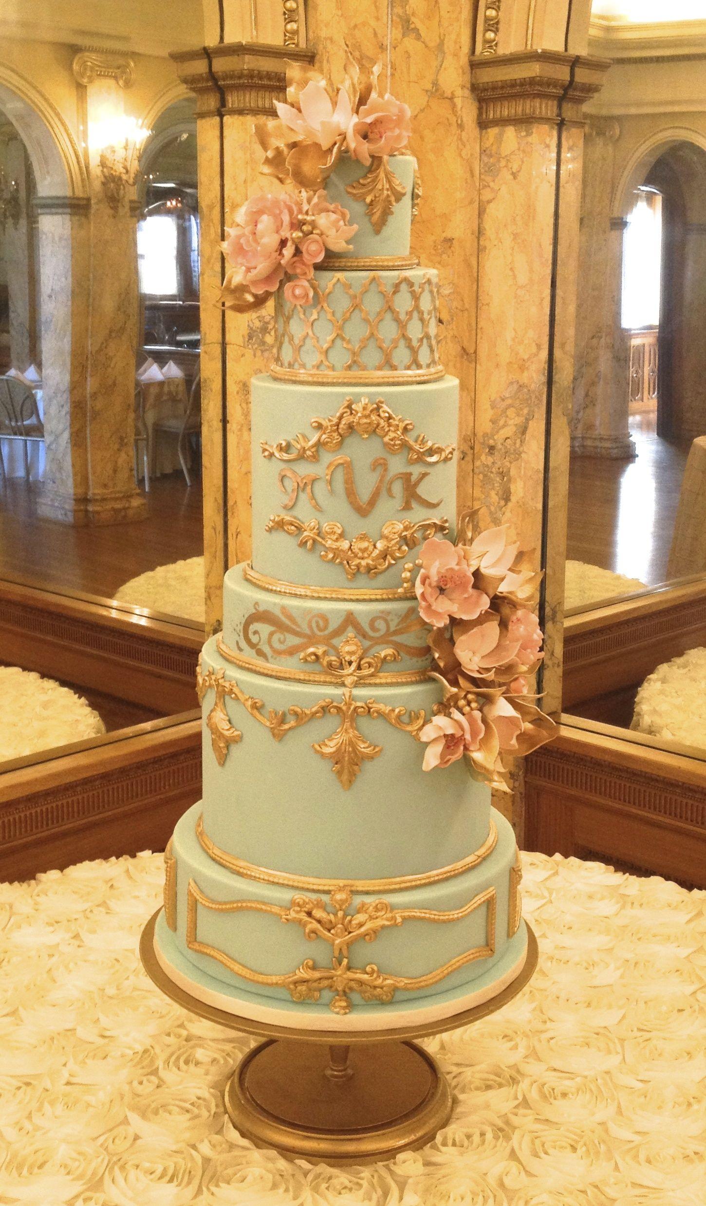 Utah Wedding Cakes | Amazing Wedding Cakes | Gallery | A Piece of ...
