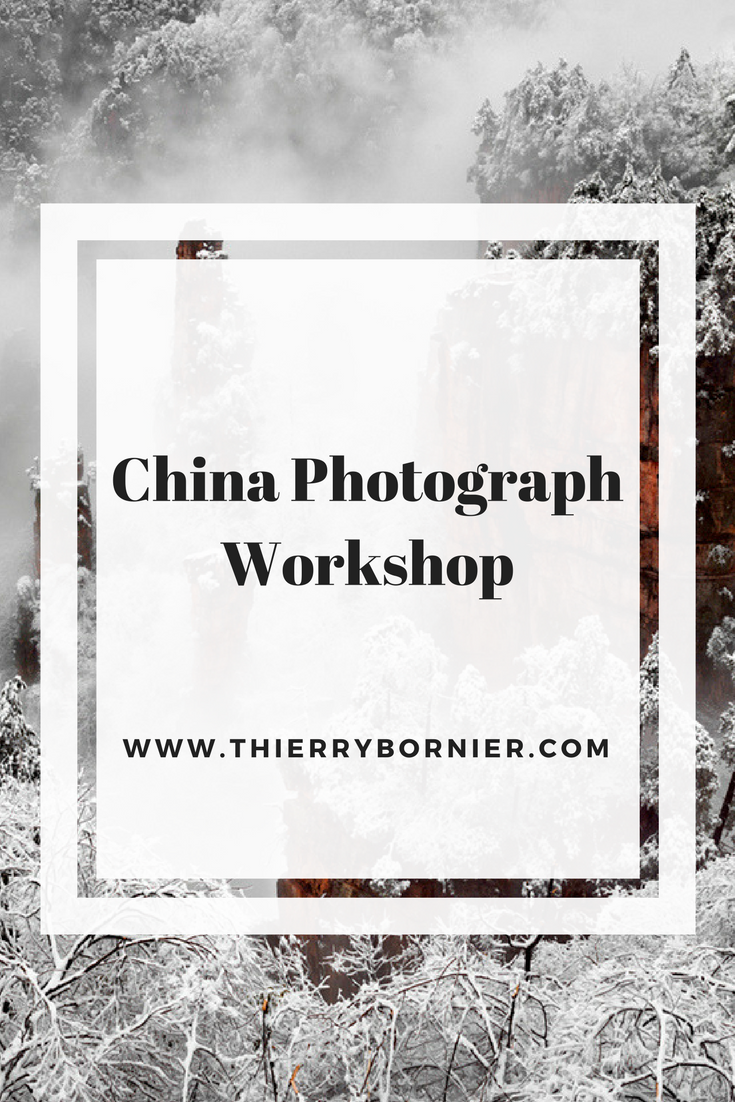 Photography Workshops China Photography Workshops Photography Workshop
