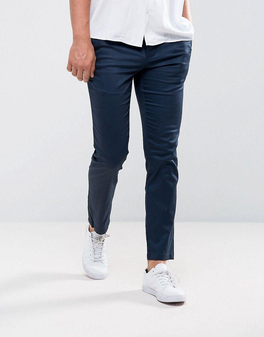 Burton Menswear London Chino Pantalones para Hombre
