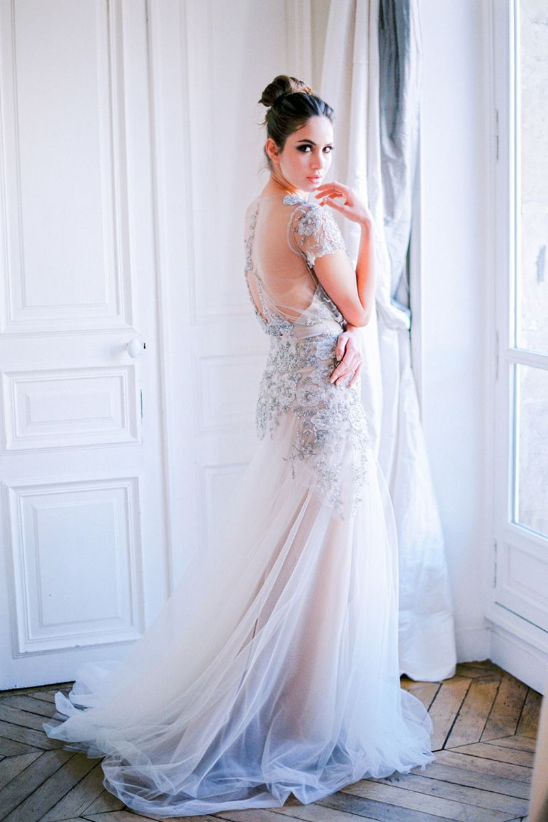 Lady of the lake jawdropping gowns for the fashionloving bride