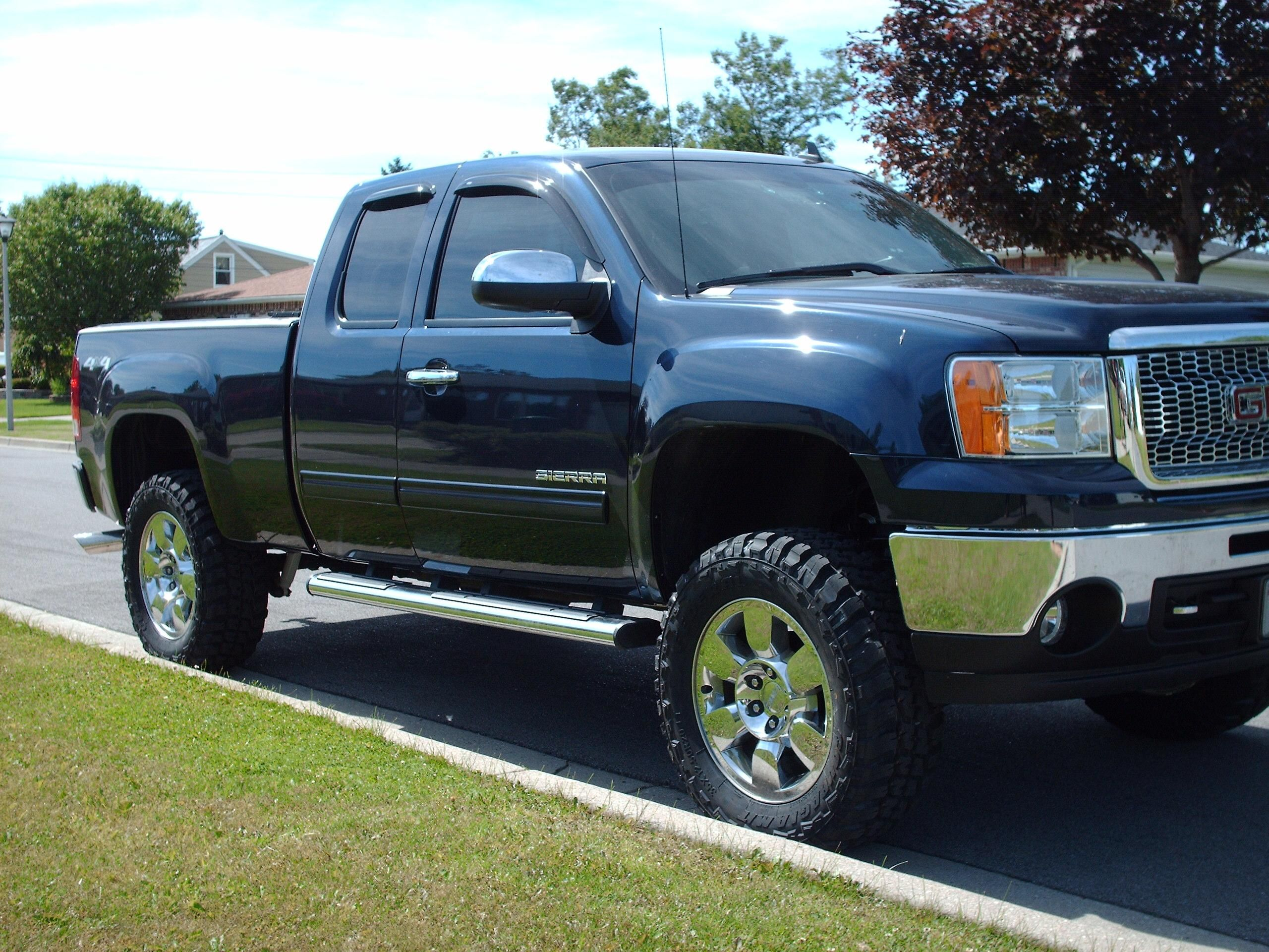 Check Out Customized Notfeelinu S 2010 Gmc Sierra 1500 Extended