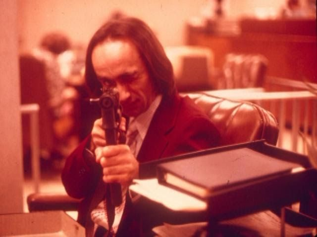 Behind the Scenes With My Favorite Actors: John Cazale in Dog Day Afternoon