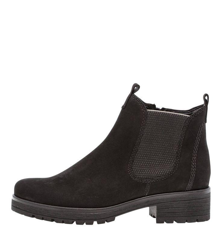 Chelsea Boots, Leder, Blockabsatz, #Blockabsatz #Boots