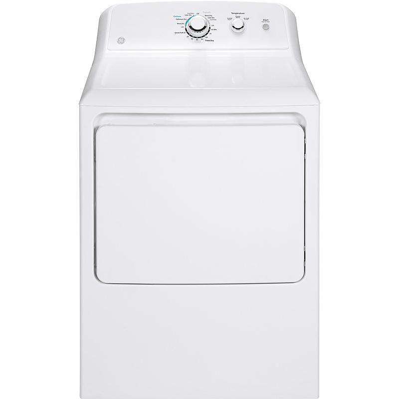 Ge appliances gtd33gaskww 72 cu ft gas dryer