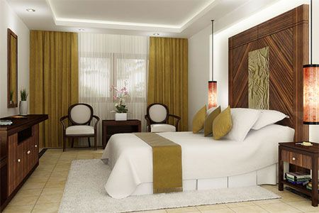 Master bedroom · home dzine home decor bali style home decorating decor furniture