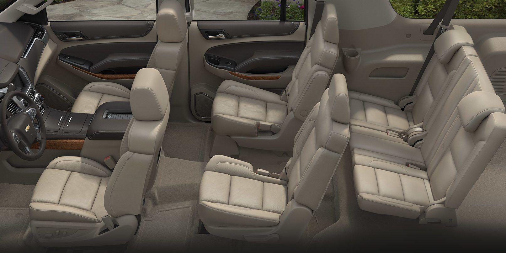 Chevy Suburban Seating Arrangement More At Chevrolet Dealer In