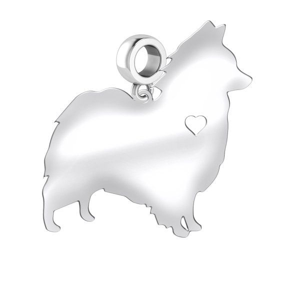 These charms are fun and personal and let you show the world how much you love you dog. Designed for everyday wear. Different styles available.