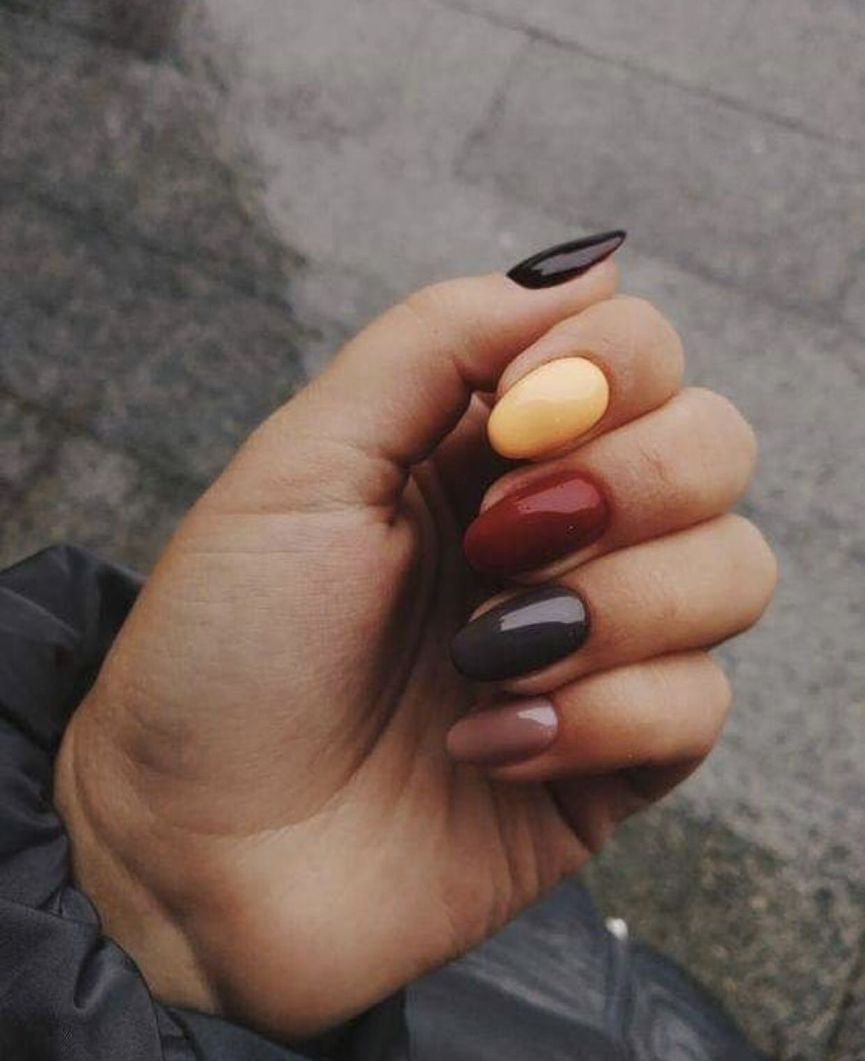Patka Fashionatka Instagram Photos And Videos Nail Color Combinations Autumn Nails Beautiful Nails