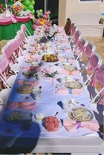 mesa para nenas