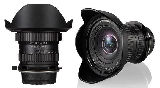 Venus Optics Laowa 15mm f/4 1:1 Wide Angle Macro Lens