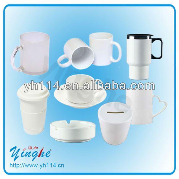 Grade A Heat Press Transfer Coated Blank Sublimation Mug