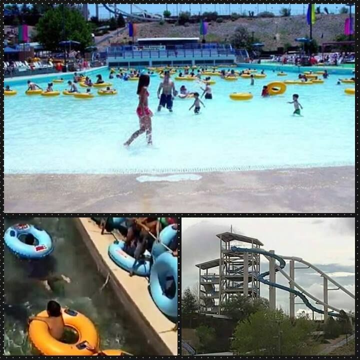 The Beach Waterpark Memories From Bein A Kid Fun Places