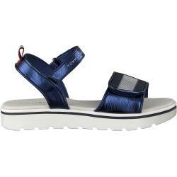 Tommy Hilfiger Sandalen Velcro Sandal Blau Mädchen Tommy Hilfiger