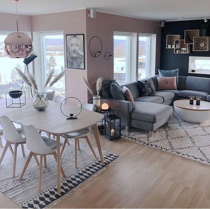 Dinge zu kopieren - Gri- Verts #wohnzimmerideenwandgestaltung