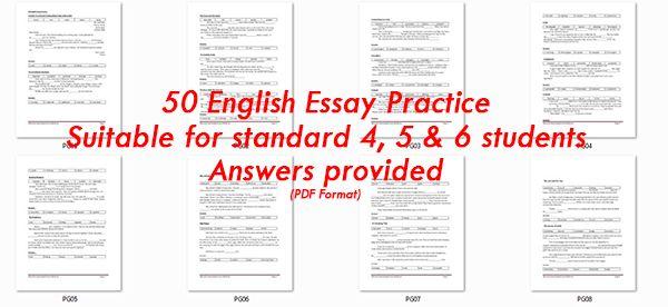 Upsr Bahasa Inggeris Penulisan Using Phrasal Verb In Writing Panduan Cikgu Bahasa Karangan Tulisan