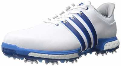 the latest 9e6b4 daac2 Adidas Golf Mens Tour360 Boost Spiked Shoe