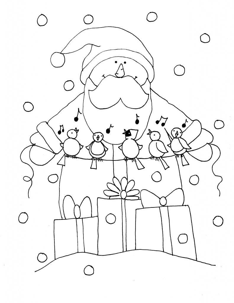 Papá Noel regalos | mama y papa noel | Pinterest | Papá noel, Noel y ...