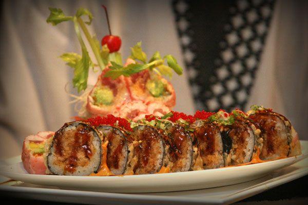 Wasabi Asheville Home Vegan Restaurants Vegan Sushi Sushi Bar