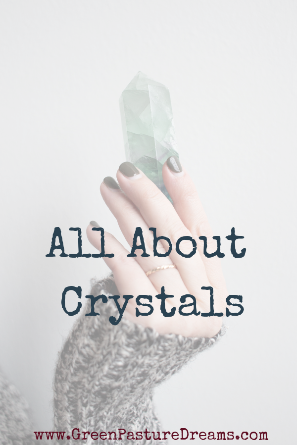 All About Crystals #crystalmeanings