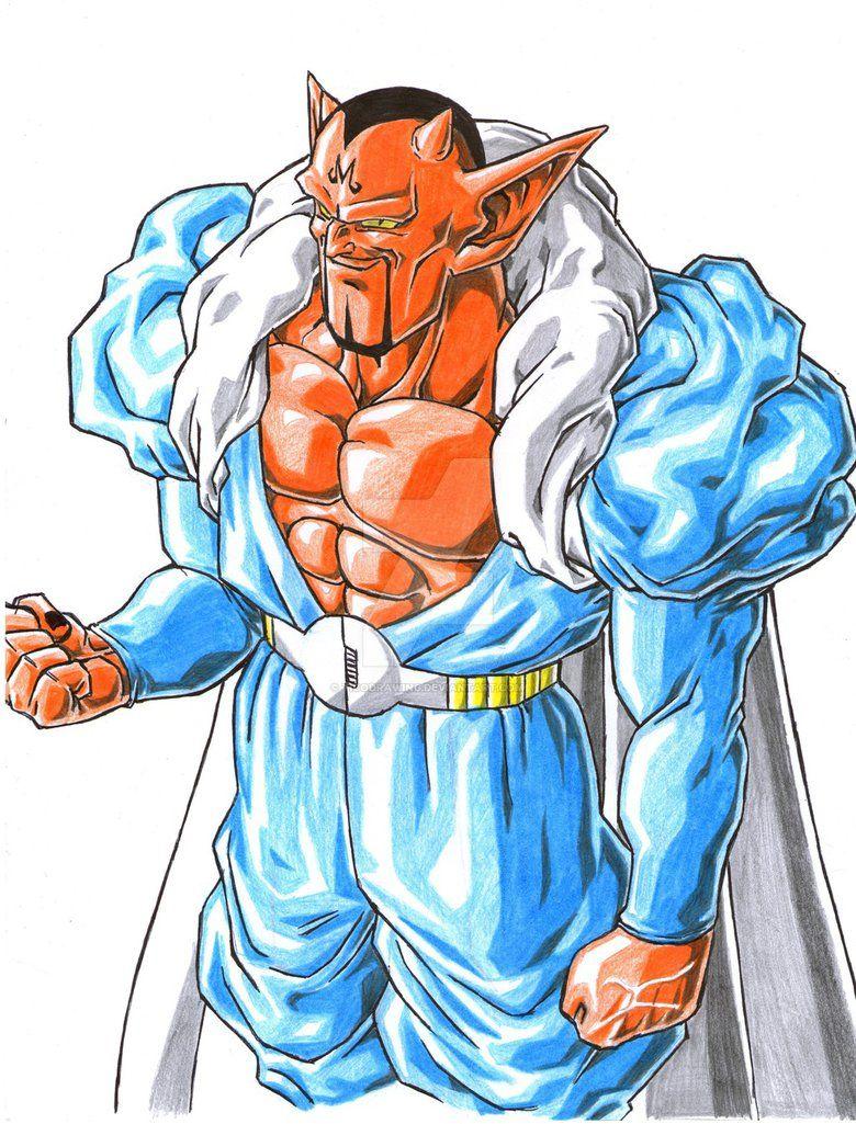 Dabura Anime Boy Sketch Dragon Ball Z Boy Sketch