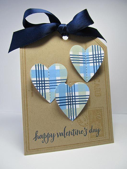 30 handmade valentine card ideas to make your love feel