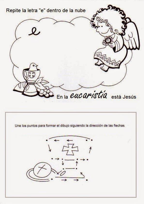 1-E.jpg (595×842)   cojin   Pinterest   La hoja, Religiones y Abecedario