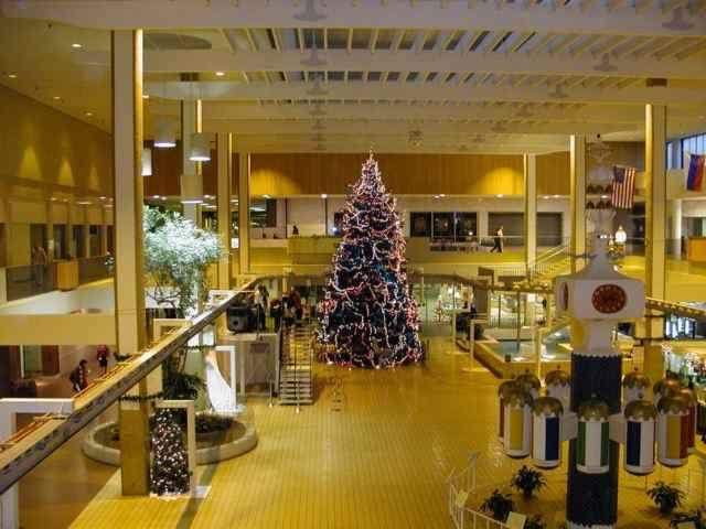 Chapel Love Mall America