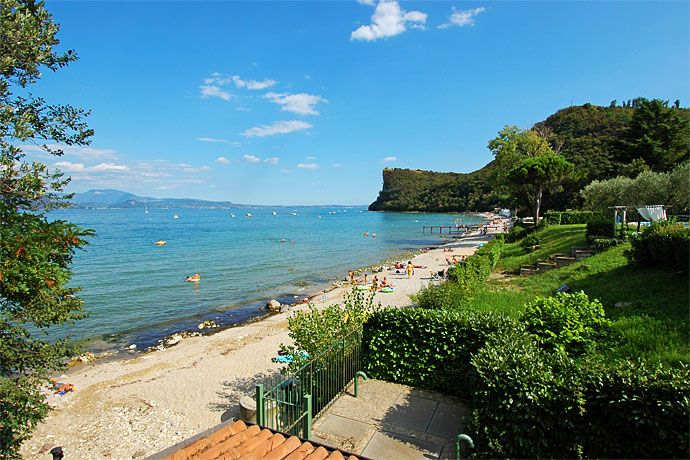 Camping La Rocca Manerba Del Garda Lake Garda With Images