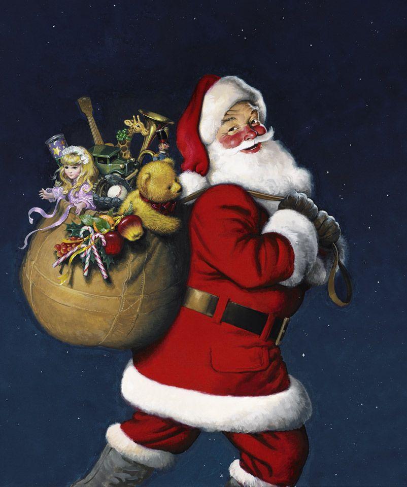 ~ Santa - Tom Newsom ~