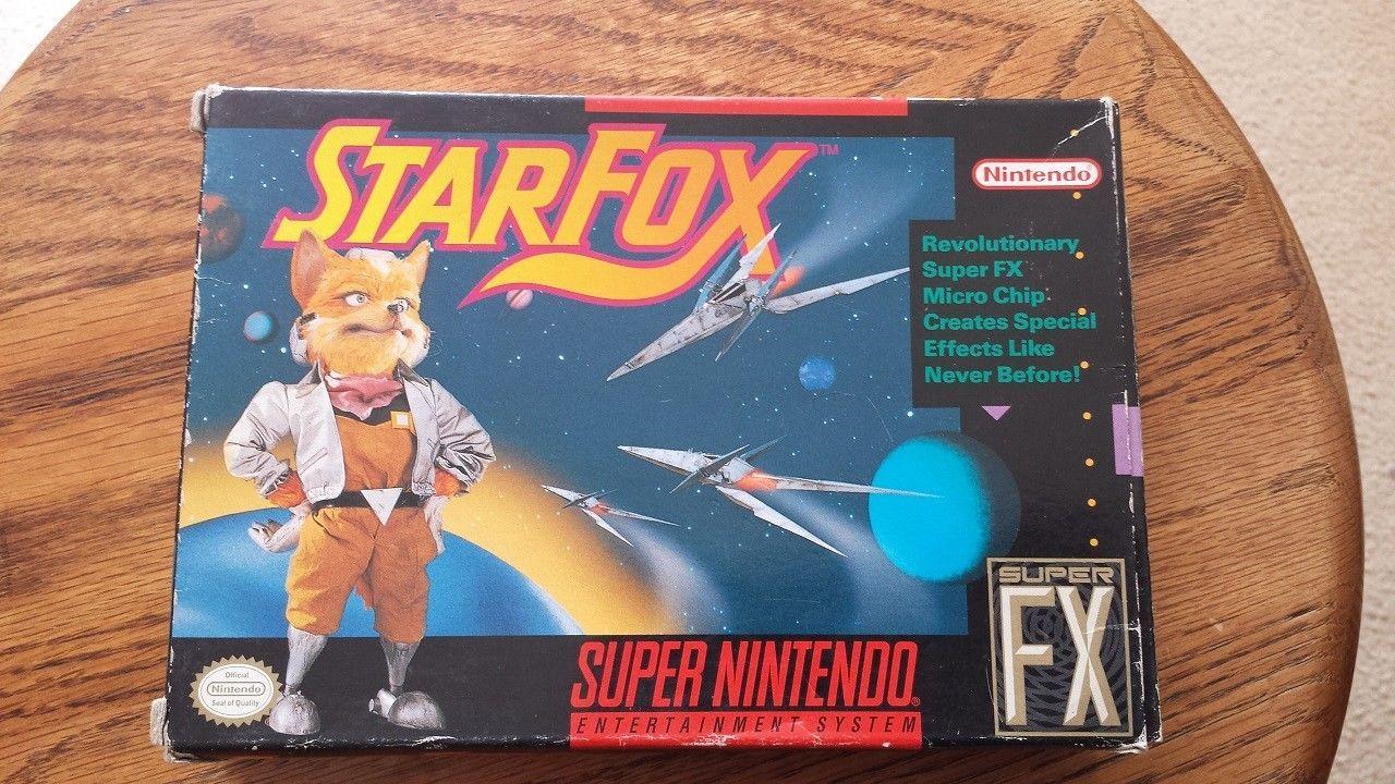 Star fox 1993 online dating
