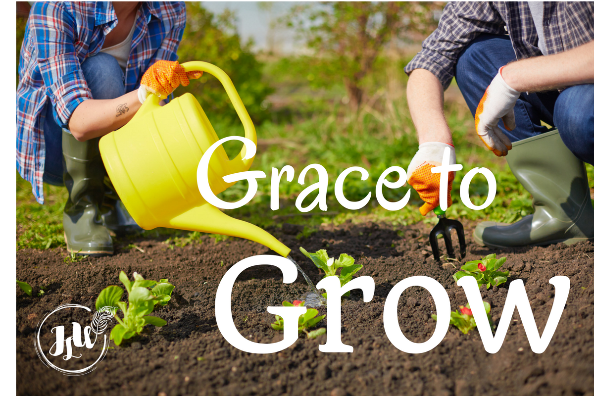 Grace To Grow Part 1 Giving Grace In Your Relationships