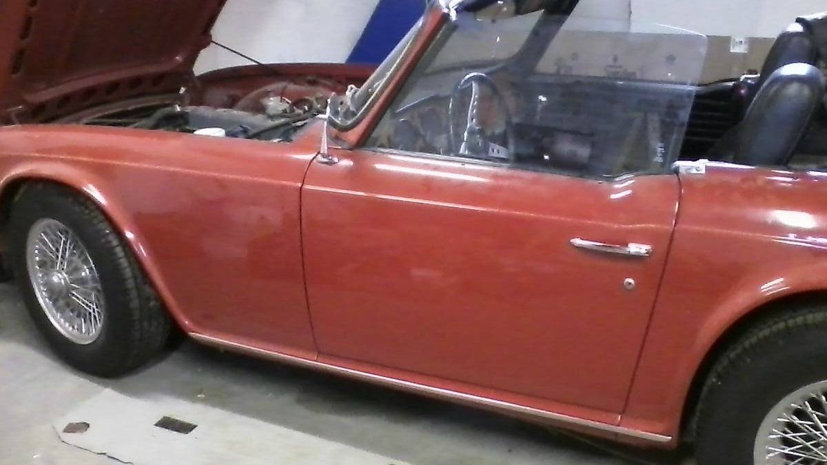 What A Buy! Maybe? 4k 1969 Triumph TR6 Stuff to buy, Car
