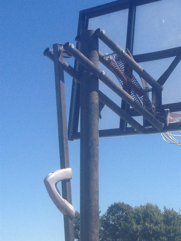 Atlas Adjustable And Portable Basketball Hoop Glass Backboard Portable Basketball Hoop Lifetime Basketball Hoop Basketball Systems