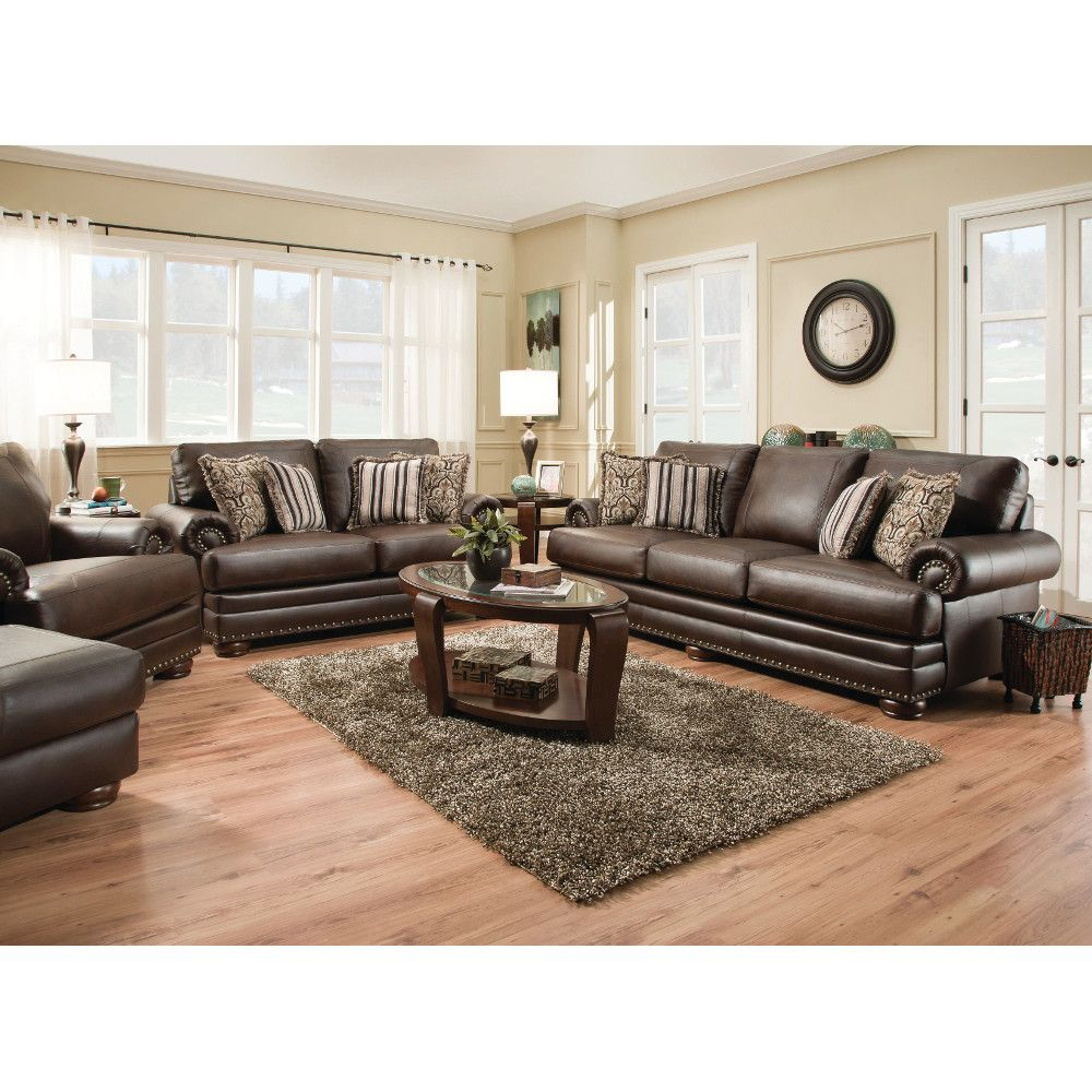 Corinthian 5300 Traditional Styled Sectional Sofa With: Sofa & Loveseat (901) In 2019