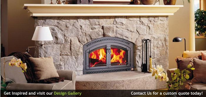44 Elite Wood Burning Fireplace Rocky Mtn Stove And Fireplace 801