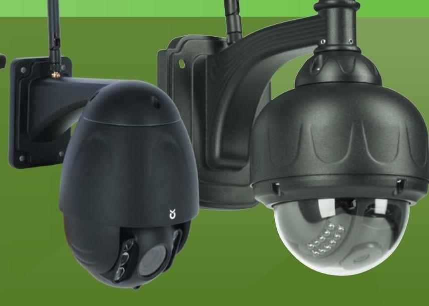 Kerbl IPCam 360 FHD 1080p Stallüberwachung mit Schwenk