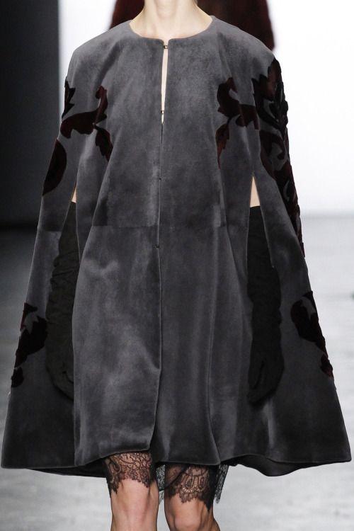 Dennis Basso | New York Fashion Week | Fall 2016