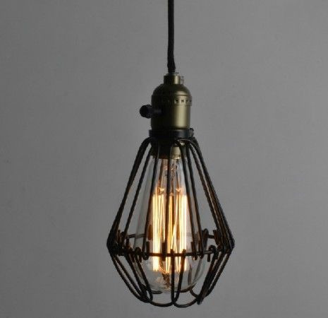 Awesome The Modern Furniture Sanders Industrial Wire Pendant Lamp Is An Industrial  Style Designer Ceiling Pendant Lamp. This Modern Lighting Is Elegant And  Stylish ... Amazing Ideas